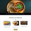 Criar Site Restaurante WordPress Responsivo 1474 S