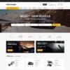 Loja Virtual Auto Peças WordPress Responsivo 1477