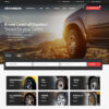 Loja Virtual Auto Peças WordPress Responsivo 1478