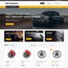 Loja Virtual Auto Peças WordPress Responsivo 1479