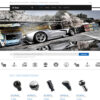 Loja Virtual Auto Peças WordPress Responsivo 1481