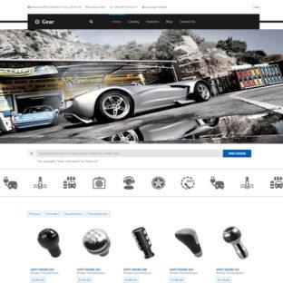 Loja Virtual Auto Peças