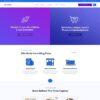 Criar Site Vaquinha Online WordPress Responsivo 1485