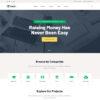 Criar Site Vaquinha Online WordPress Responsivo 1487
