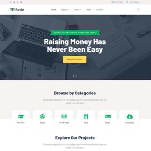 Criar Site Vaquinha Online
