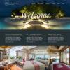 Criar Site Hotel Resort WordPress Responsivo 1496 S