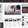Criar Site Vídeos WordPress Responsivo 1504 S